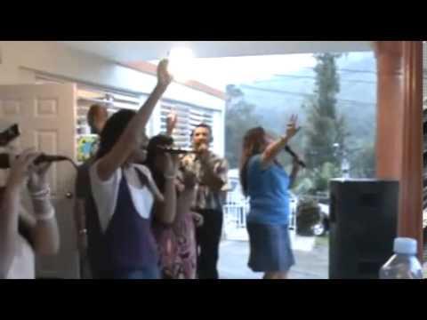 Concierto 6 de octubre 2012, Adorando en las alturas. Jayuya Puerto Rico.