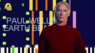 """Paul Weller - EARTH BEAT (PRO MIDI REMAKE) - """"in the style of"""""""