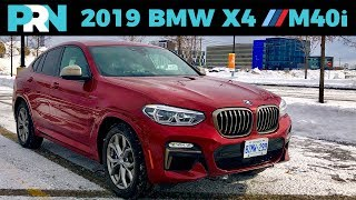 Ugly as Sin, But Insanely Fun | 2019 BMW X4 M40i Full Tour & Review