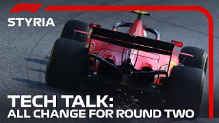 2020 Styrian Grand Prix: Tech Talk - All Change For Round Two