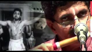 Bagilanu Teredu on flute