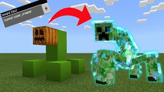 How to summon super creeper in minecraft