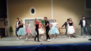 Grease Show mix Dance