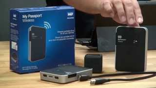 WD How-To: Setup My Passport Wireless with Windows