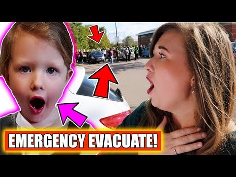 EMERGENCY EVACUATION! + A VERY SPECIAL FIRST NIGHT!