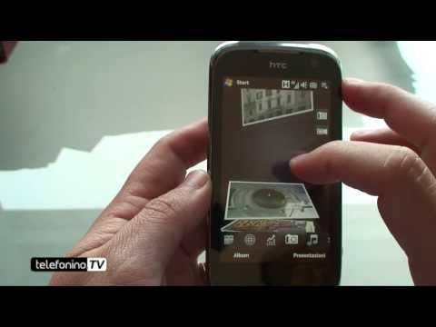 HTC touch pro 2 videoreview da telefonino.net
