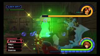Kingdom Hearts 1 5 HD Final Mix - Pink Agaricus - 100 Hit Combo / Prime Cap