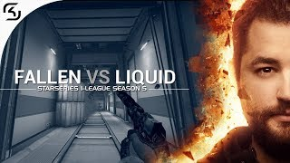 SK FalleN vs. Liquid - StarSeries i-League Season 5