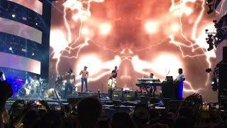Jason Derulo - In My Head (Live @Neversea Festival,  Romania, 09.07.2017)