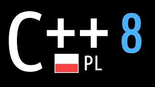 Kurs C++ odc. 8: Łańcuchy. Typ string. Tablice char. Tabela ASCII