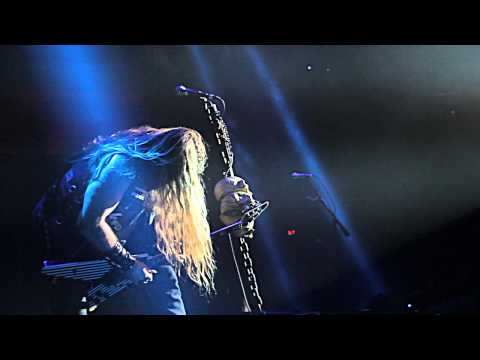Black Label Society on GIGANTOUR  Ep.#1