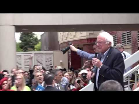 Bernie Sanders FULL Speech at City College of San Francisco