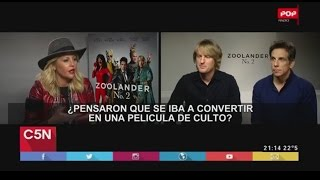 Barbie Simons - Road Movie (C5N) - Especial Zoolander 2 en Nueva York