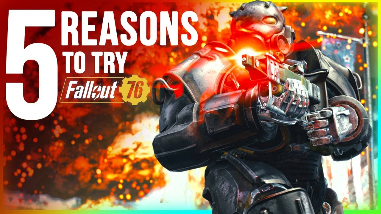 Fallout 76 - 5 Reasons To Try Multiplayer