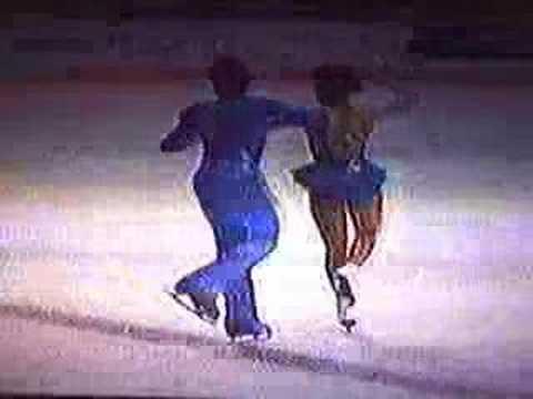 1988 Olympic Dance FD Susan Wynne Joseph Druar