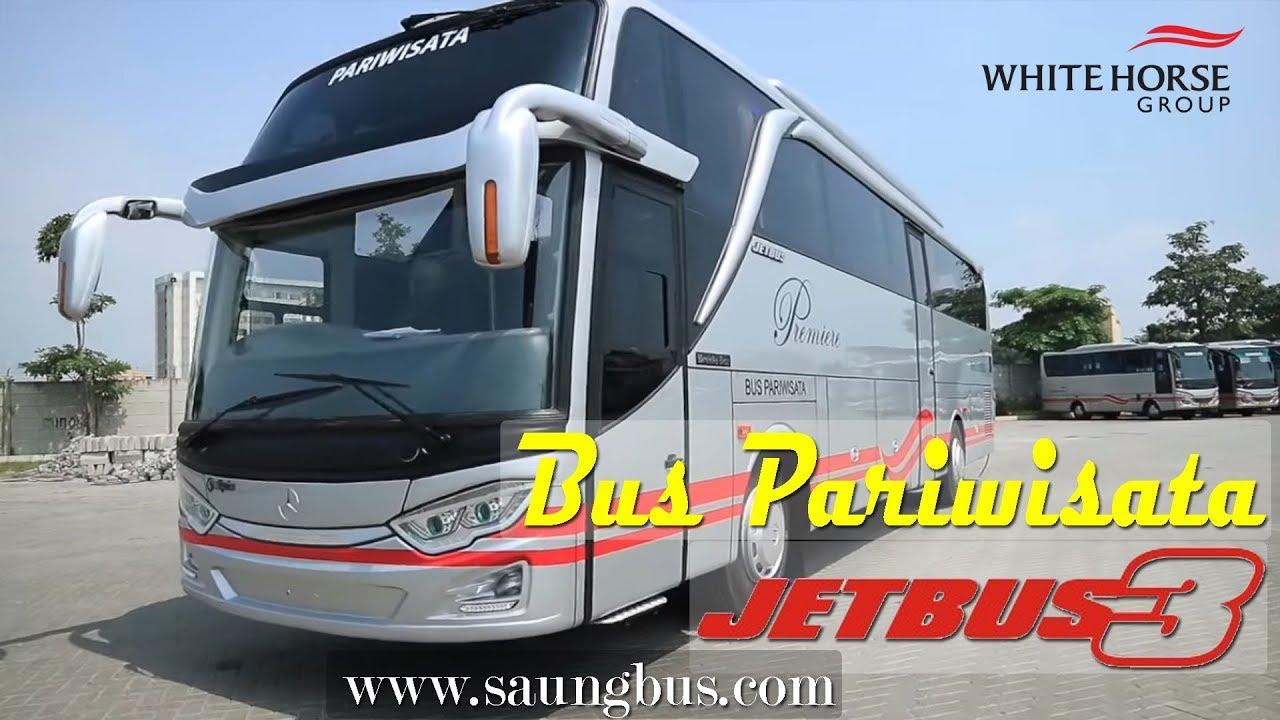 Bus Pariwisata Jetbus 3 Adiputro