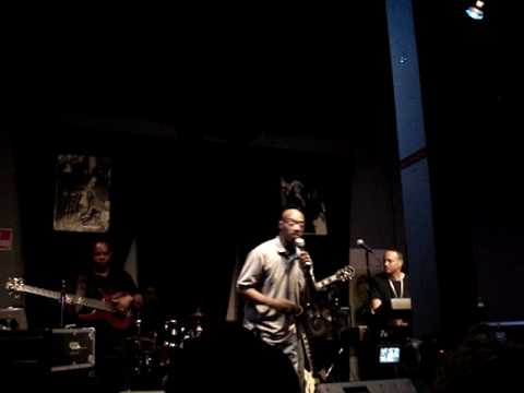 Sidney Jo , Top Flight  Band , New Checkerboard Lounge , Chicago