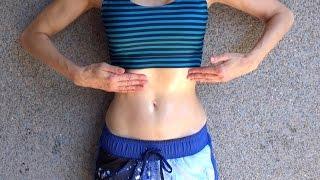 AUTOMASAJE REDUCTOR DE ABDOMEN -Y trucos para eliminar la grasa del abdomen y cintura rápidamente