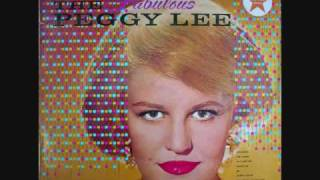 Watch Peggy Lee Strangers In The Night video