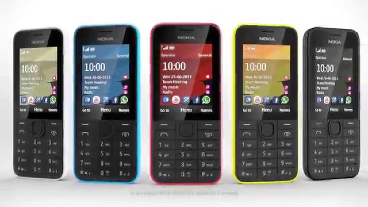 Nokia Asha 311 vs Nokia 208 - Phone Comparison