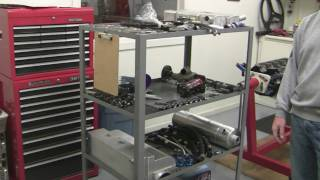 Rebuild and Dyno a Sprint Car engine with Tom of Riders Racing Engines