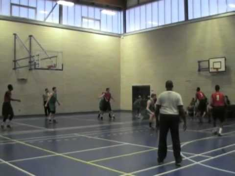 Birmingham Met College vs Myerscough College - EABL Week 20 25.02.2015