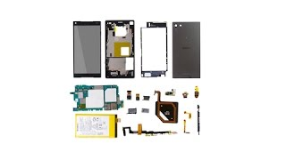 Sony Xperia Z5 Compact Reassemble after teardown for repairing