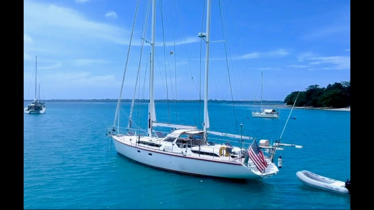 Amel 54 Full Tour by owner  Ready To Take You Around The World Now