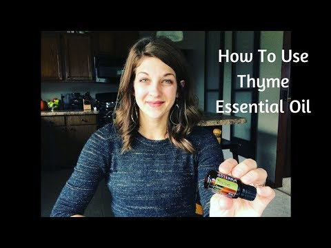 how-to-use-thyme-essential-oil