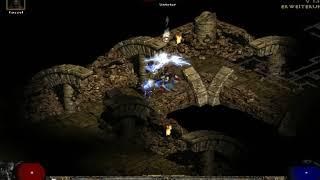 Let's Play Diablo II - Part 31 - die alten tunnel der vergessenen Stadt