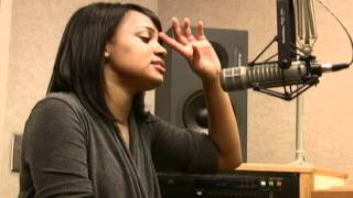 Kyla Pratt 2008 Interview in VA