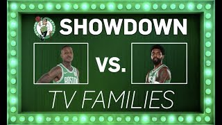 Kyrie Irving And Terry Rozier Face Off In Show Quiz, Scary Terry DEFINITELY Doesn't Watch TV