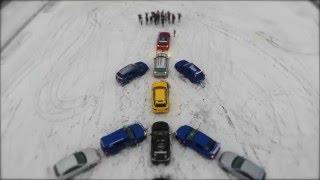 Новогоднее поздравление от Subaru Impreza Club