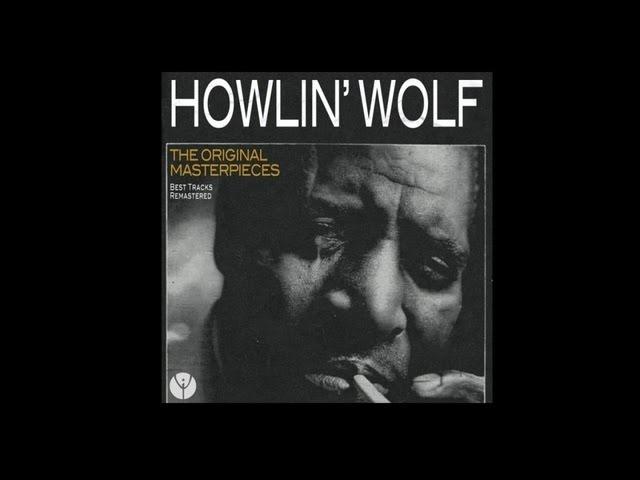 Howlin' Wolf - Back Door Man