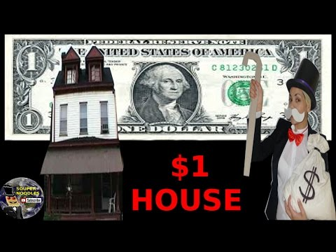 Buying a 1$ house in Pittsburgh