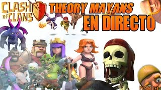 #025 - directo - farmeando - coc - clash of clans