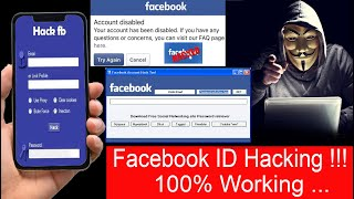 How to HACK Facebook Account !!!  Hacking a Facebook Account in ONE CLICK! - Explain screenshot 5