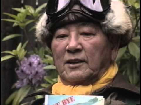 ゼロ戦エースパイロット 川戸 正治郎さんの談話 Mr.Masajiro Kawato was talking