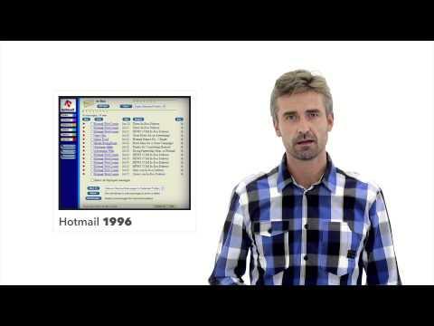 Zkontrolujte seznamovací weby e-mailem