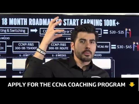 Step-By-Step Game Plan To Be A High Paying Network | System Engineer!