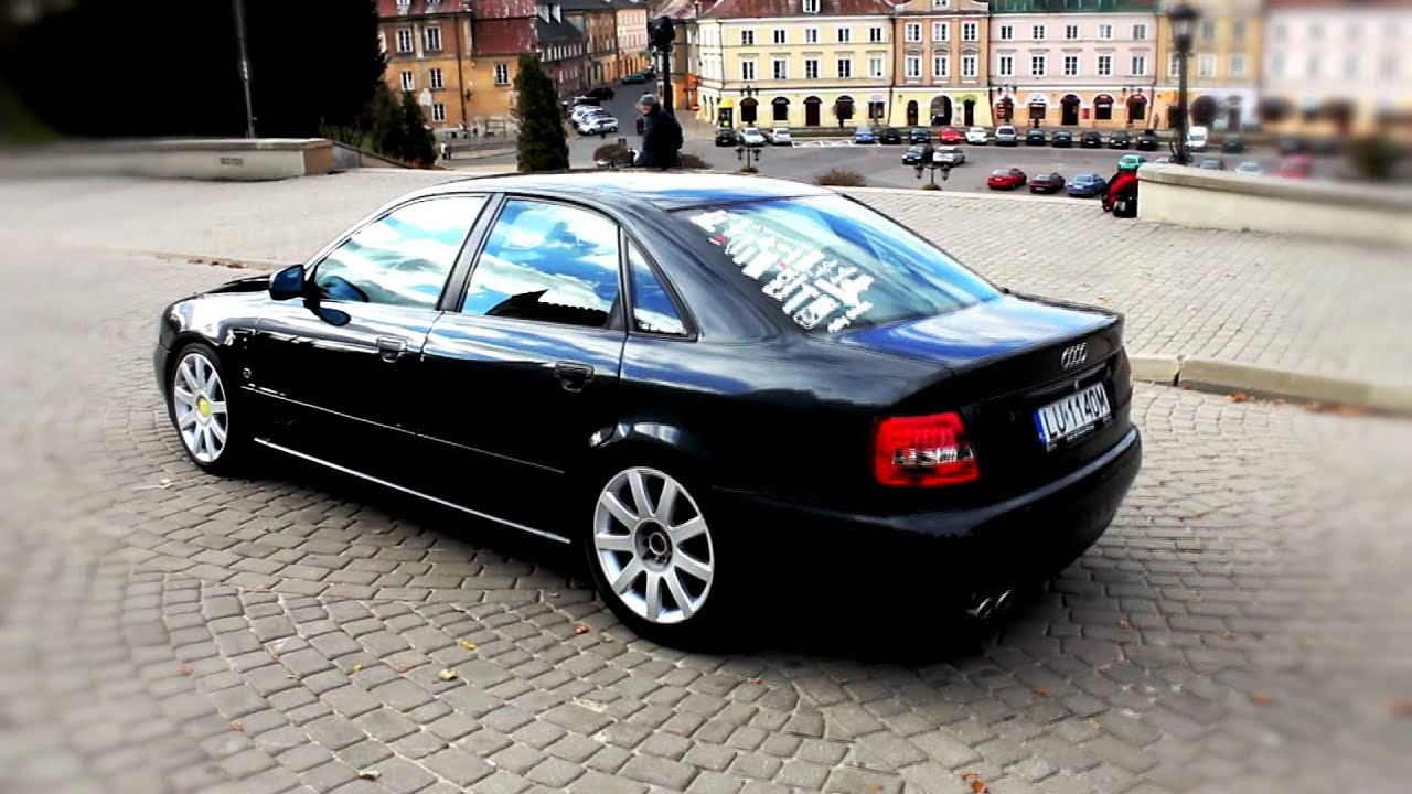 lublin project audi a4 youtube. Black Bedroom Furniture Sets. Home Design Ideas