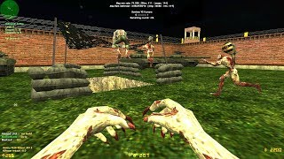 Counter-Strike: Zombie Escape Mod - ze_Fortress1_pg on ProGaming