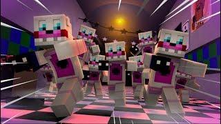 Funtime Freddy Clone Rampage - (Minecraft FNAF Roleplay)
