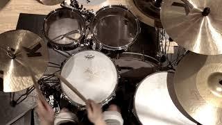 アルファリア - Radiance.  Drumcover