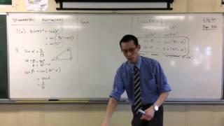 Trigonometric Relationships (3 of 3: Manipulating Sine & Cosine)