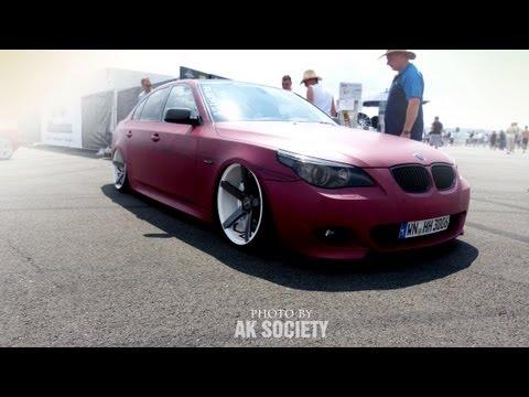 Asphaltfieber v 9.0 2013 BMW Syndikat  AK SOCIETY Burnouts Germany