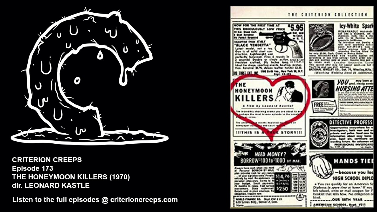 Download Criterion Creeps Ep. 173: The Honeymoon Killers