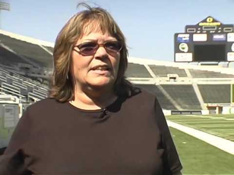 Charlene Lindsay speaks about Hunt Construction Group and Autzen Stadium
