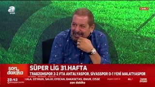"Erman Toroğlu: ""Trabzonspor'a Bugün İnanamadım"" / Trabzonspor 2 - 2 Antalyaspor"