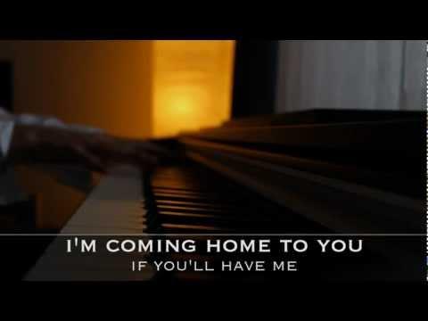 Unlike any other - Delta Rae - Piano Karaoke